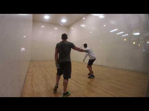 Jake Plummer Family Handball Bash & R48Pro Stop - Collado vs Townsend