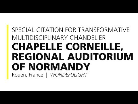 Chapelle Corneille Regional Auditorium Of Normandy 2017