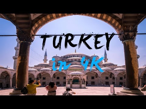 Turkey in 4k 2017