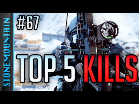 Best Epic Battlefield 4 Clips! (Phantom bow C4, Rendefail, RPG, Sniper Quickscope)
