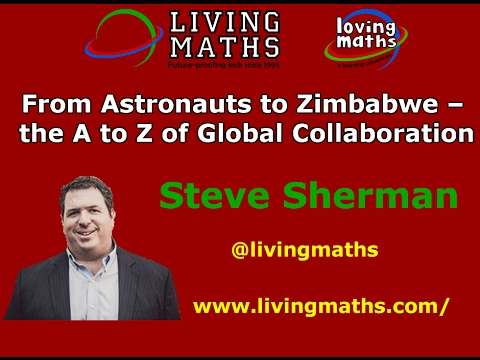 From Astronauts to Zimbabwe – the A to Z of Global collaboration