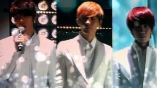 131130 SS5 Macau - Daydream (Eunhae & Heechul focus)