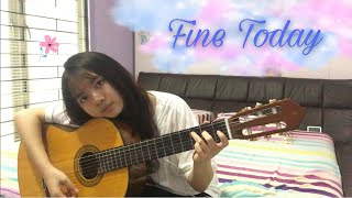 Fine Today Ardhito Pramono Acoustic Cover Ost Nkcthi