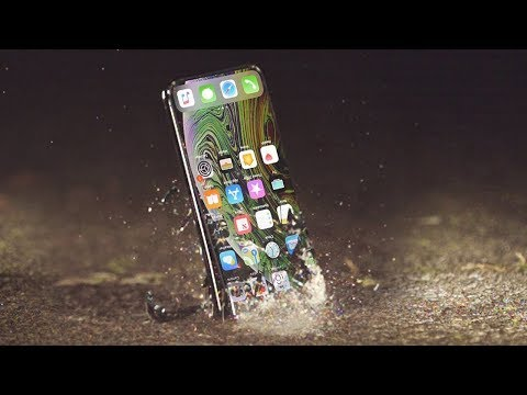 iPhone XS Drop Test