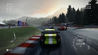 Grid Autosport PC: Multiplayer Race - 5ZIGEN Honda Civic in Okutama, Tuner Discipline