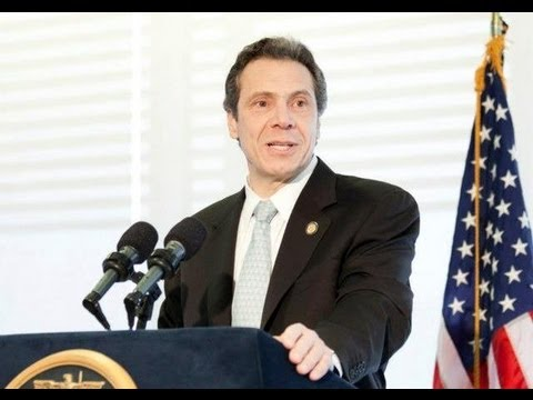 Gov. Andrew Cuomo Calls for Public Matching Funds in New Yor