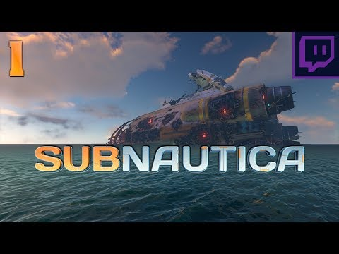 RockLeeSmile Live! - Subnautica (Part 1)