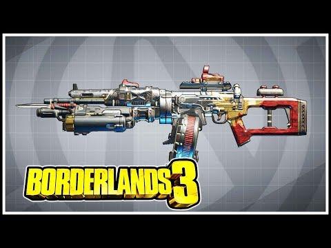 Faisor Borderlands 3 Legendary Showcase