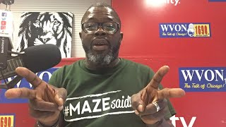 Watch The WVON Morning Show...Black farmers sold fake seeds!?!
