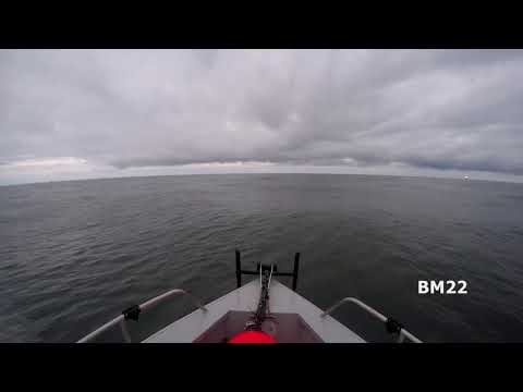 Crossing The Columbia River Bar: Graveyard Of The Pacific