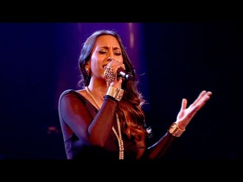 The Voice UK 2013 | Abi Sampa performs 'Iris' - The Knockouts 2 - BBC One