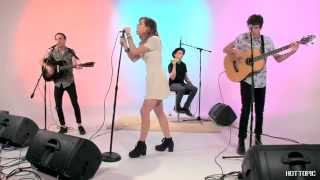 "Hot Sessions: Echosmith ""Let"