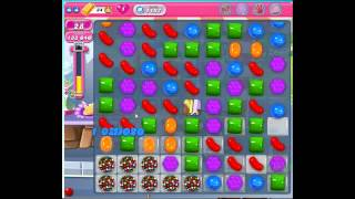 Candy Crush Saga Level 1157 No Boosters , 20 moves left