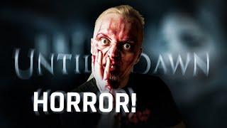 Until Dawn #4 horror