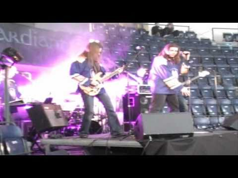 Cardiant - Kirves rinnassa (live @ Hakametsä 26.11.2010)