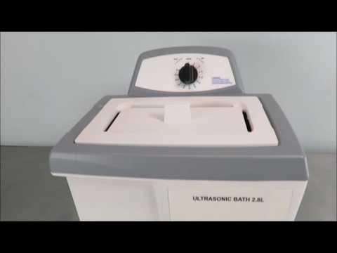 Fisher Scientific Ultrasonic Bath 2 8L Cleaner