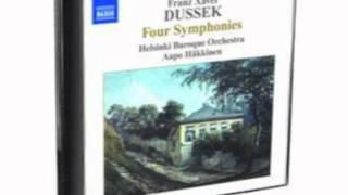 Dussek - Four Symphonies