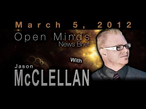 Open Minds UFO News | March 5, 2012