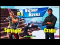 Duos Win Camper Cralin & Springer (Two Grumpy Old Men-that are 50)