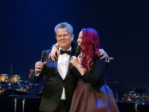 Stacey Kay Sings At David Foster Gala! (Kiesza, Stevie Wonder, Michael Bolton, And More!)