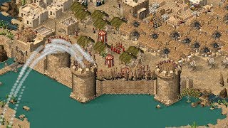 UNDER SIEGE - Stronghold Crusader HD