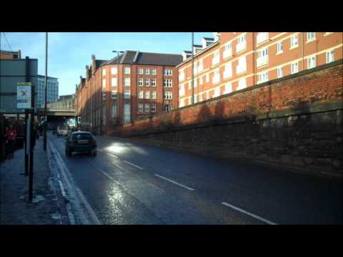 Get Carter film locations Margaret