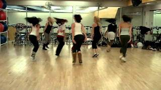 NJ Devils Dancers- The Time (Dirty Bit) - Choreography by Am