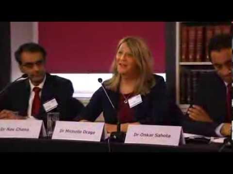 London Health Commission: Theme A:  Dr Michelle Drage, Dr Nav Chana, Dr Onkar Sahota
