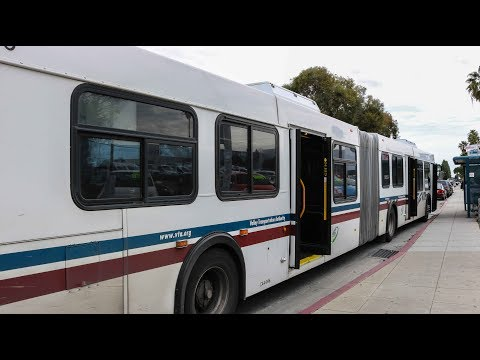 2002 New Fkyer D60LF - Santa Clara Valley Transportation Authority Bus 2330 - Route 22