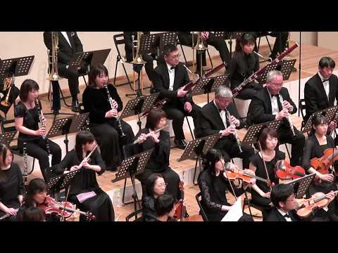 *4K* ドヴォルザーク・「新世界より」 Dvorak:Symphony No.9  メセナ市民交響楽団 第7回定期演奏会