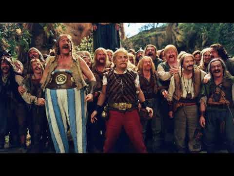 [Epic Song!] Asterix & Obelix Vs Caesar - La Serpe D'or
