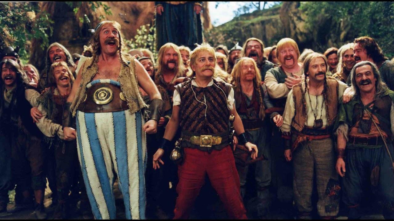 Download [Epic song!] Asterix & Obelix vs Caesar - La Serpe D'or