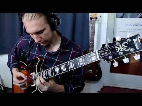 ANTHROPOLOGY | Brad Mehldau Guitar Transcription