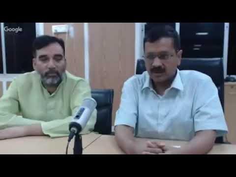 Delhi cm Arvind kajriwal Free hospital fees in delhi