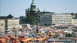 Market Square ,Helsinki , Finland (Ultra 4K)