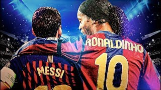 THE BEST BARCELONA TEAM OF MY GENERATION