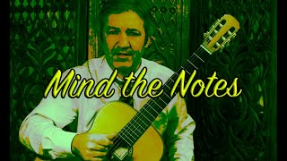 Mind the Notes - Fingerpicking Guitar by Frédéric Mesnier