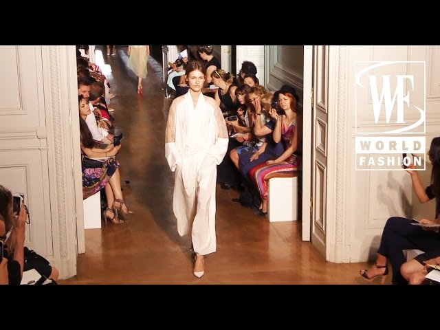 Yiking Yin Couture Fall-Winter 15-16