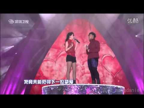 Stephy Tang and Alex Fong 31-12-12