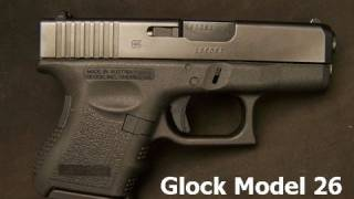 Glock Model 26 9mm  Review