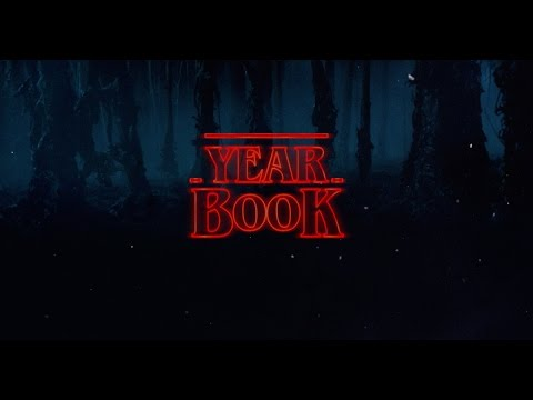 Stranger Things Yearbook Commercial
