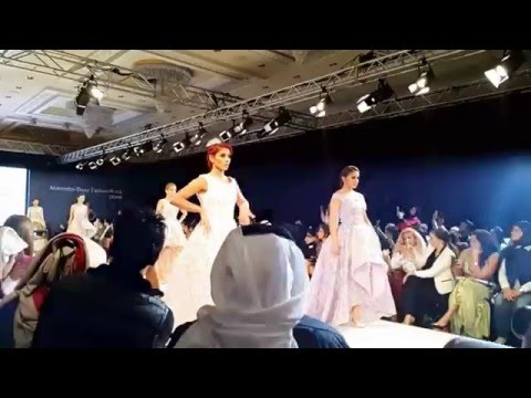 MERCEDES BENZ Fashion Week Doha Qatar