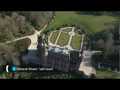 Le Finistère vu du ciel - vidéo