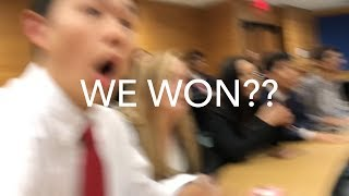 FIRST CASE COMPETITION (we won?!!)