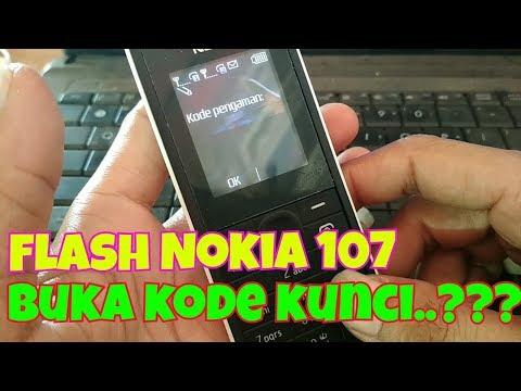 Solusi nokia rm-1110 lupa pasword l tanpa flash.