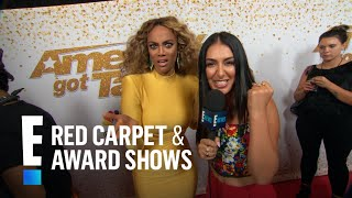 """Tyra Banks Says """"Life-Size 2"""" Will Be """"Biggest Holiday Movie""""   E! Live from the Red Carpet"""