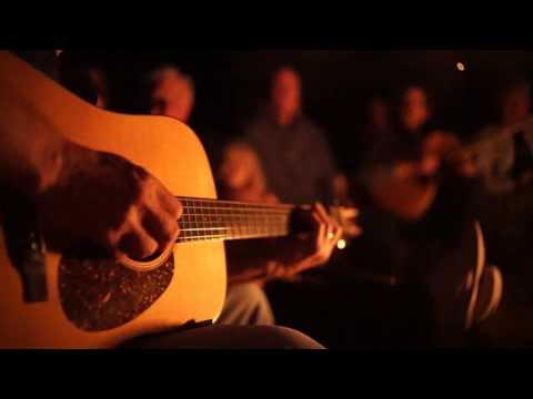 Verlon Thompson - campfire-side performance of he and Guy Clark's song