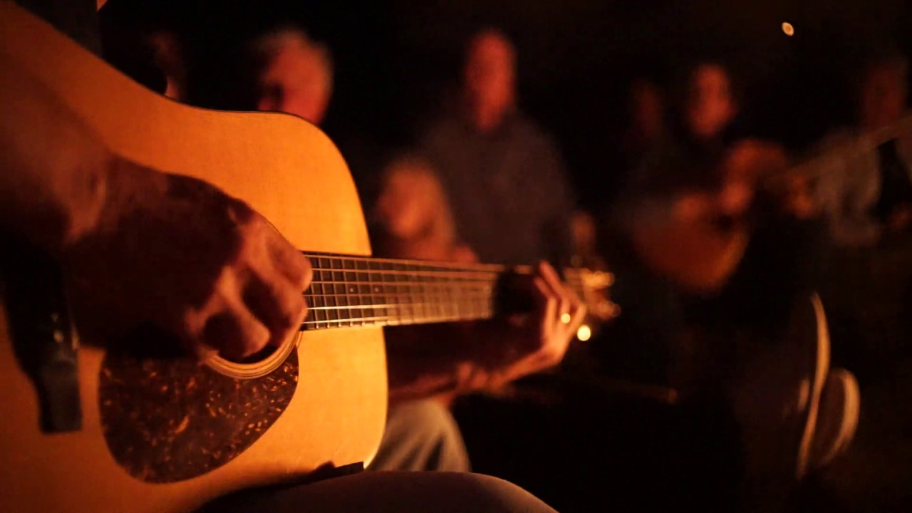 good camp songs to play on guitar