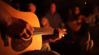 """Verlon Thompson - campfire-side performance of he and Guy Clark's song """"The Guitar"""""""