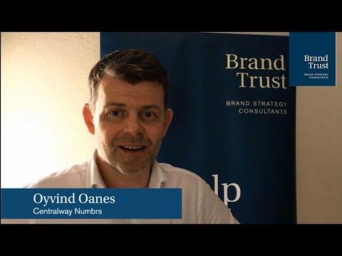 Oyvind Oanes, CEO von Centralway Numbrs, über die Zusammenarbeit mit  BrandTrust
